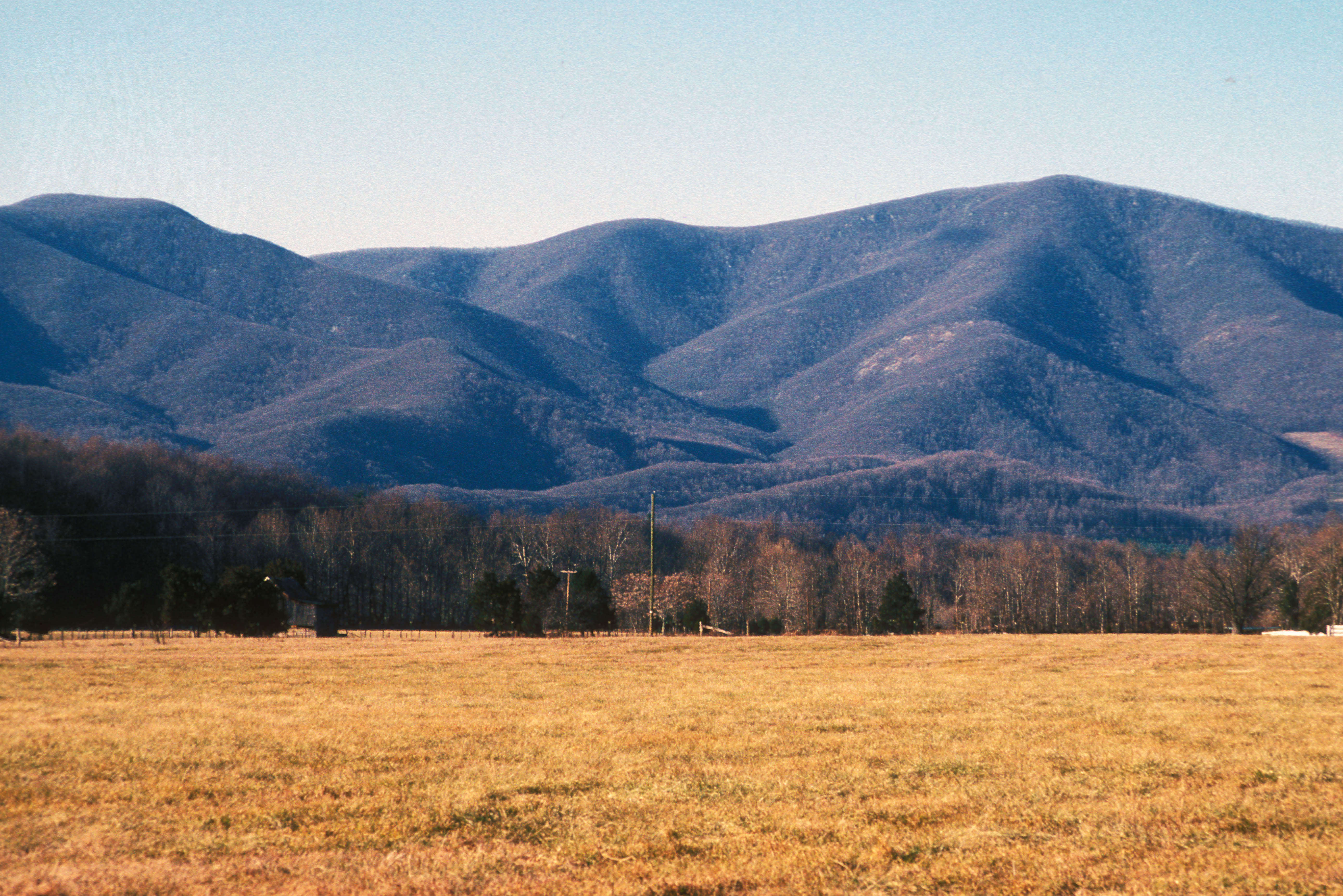Blue Ridge - The Geology of Virginia