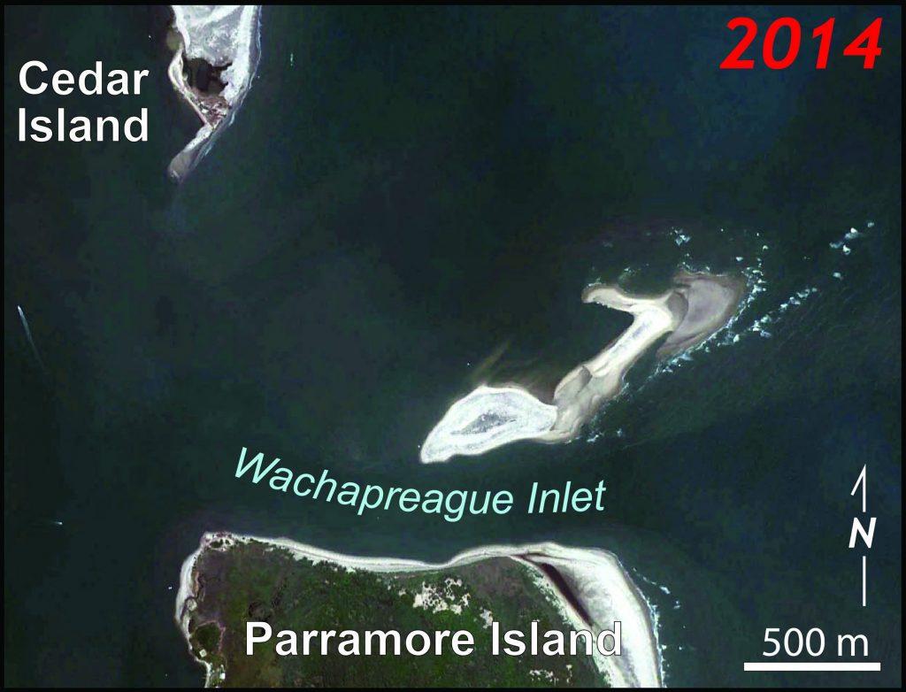 Wachapreagure Inlet 2014